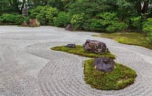 Zen Garten Gestalten Das Gehrt In Einen Japanischen