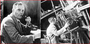 What Did Edwin Hubble Discover - Pics about space