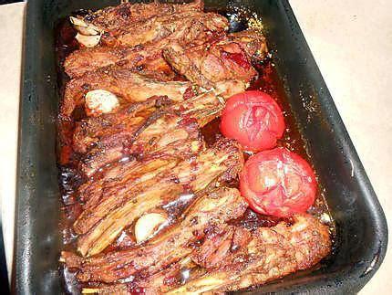 cuisiner poitrine d agneau 28 images recette poitrine