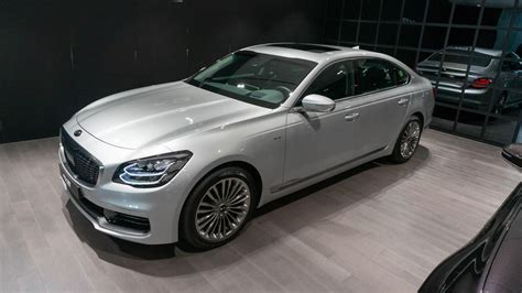 K900 Kia 2019 by 2019 Kia K900 The Most Luxurious Kia Roadshow