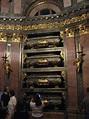 Royal vault. St. George Chapel. Windsor. | Resting place ...