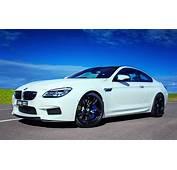 2015 BMW M6 Coupe F13 White Car 4k UHD Wallpaper  4K Cars