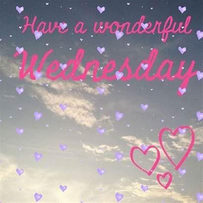Wednesday Wonderful Hearts Sky Myniceprofile