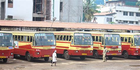 Apply online at ksrtc.in official. KSRTC mechanical staff call off strike