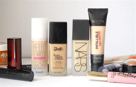 Amazing  Ee  Foundation Ee   Alternatives For Summer Perfect  Ee  Skin Ee