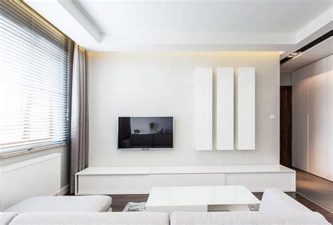 Tv In Wand Versenken by Fernseher An Wand Montieren Die Eleganteste Variante