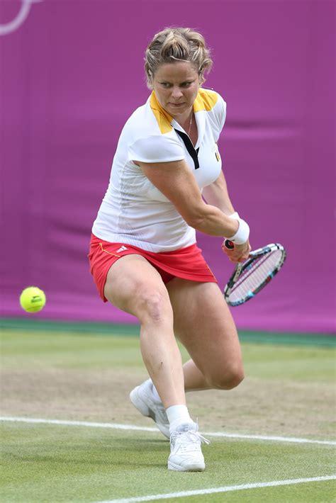 Kim Clijsters Photos Photos Olympics Day 5 Tennis Zimbio