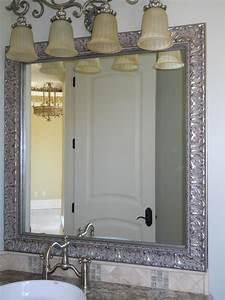 reflected design bathroom mirror frame mirror frame kit With mirror framing kits for bathrooms