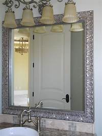 frames for mirrors Reflected Design: Bathroom Mirror Frame, Mirror Frame Kit