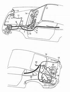Porsche 911 Cables