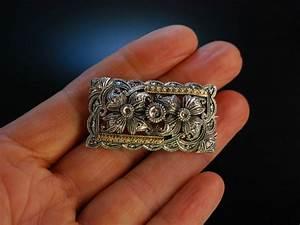 Antike Stühle Um 1900 : antike brosche zur tracht silber goldverb det diamanten um 1900 ~ Markanthonyermac.com Haus und Dekorationen