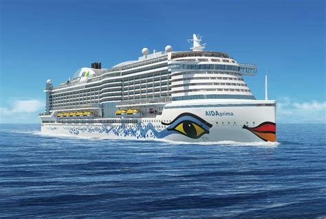 AIDA Cruises Presents Its New Flag Ship | World Maritime News