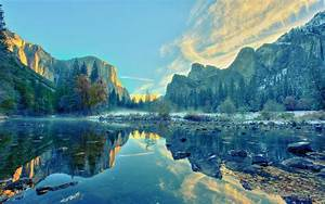 1920x1200 Calming Yosemite National Park desktop PC and ...