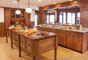 kitchen cabinet island ideas kitchen of the day craftsman kitchens by crown point cabinetry popular pins