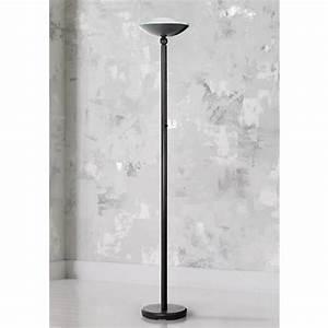 halogen 150 watt contemporary black torchiere floor lamp With halogen torchiere floor lamp reviews