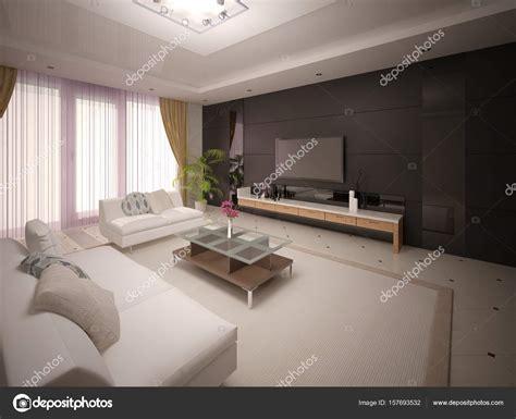 arredamento elegante moderno salone moderno elegante con arredamento confortevole