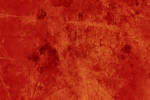 Red Grunge Texture
