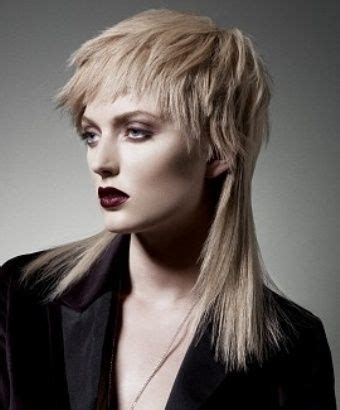 16+ Mullet Haircut Ladies Pictures