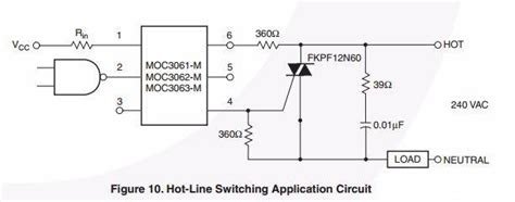 Triac Problem With Solid State Relay Based Moc
