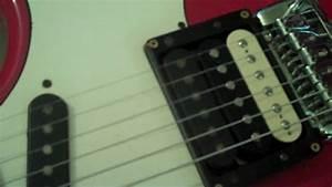 1983 Hamer Phantom Guitar - Wiring Help