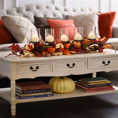 dreamy ways  decorate  living room  fall