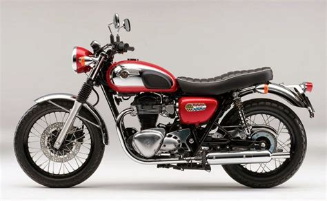 Kawasaki W800 Image by New Kawasaki W800 Chrome Edition Revealed Bikesrepublic
