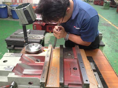 parker surface grinder table ways