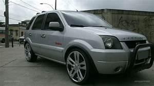 Ford Ecosport 2006 Com Rodas Aro 20 U0026quot