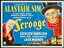 SCROOGE (1951) Original Vintage UK Quad Film Poster ...