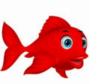 Cute red fish cartoon | Clipart Panda - Free Clipart Images