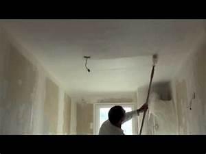 Peindre Un Plafond Facilement : peinture plafond r nover une maison ~ Premium-room.com Idées de Décoration