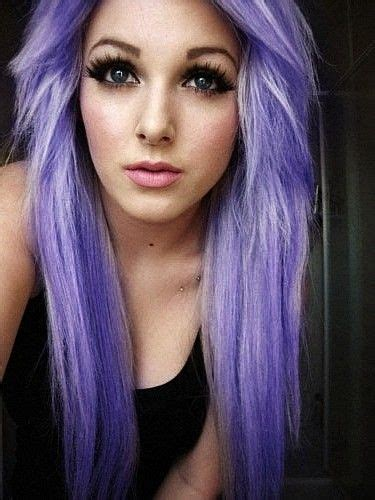 light purple hair 14 most striking colored hairstyles for 2014 pretty