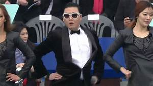 PSY GANGNAM STYLE @ South Korea Presidential Inauguration ...