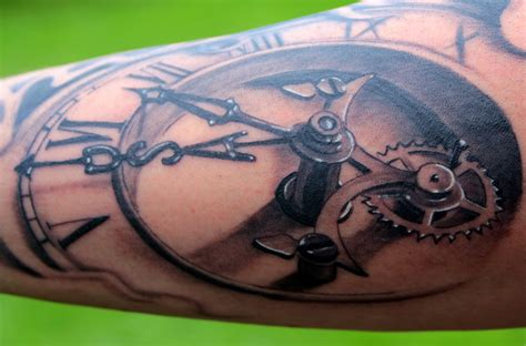 Images Gratuites  L'horloge, Symbole, Tatouage