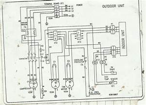 Diagram  Chigo Ductless Air Conditioner Compressor Wiring