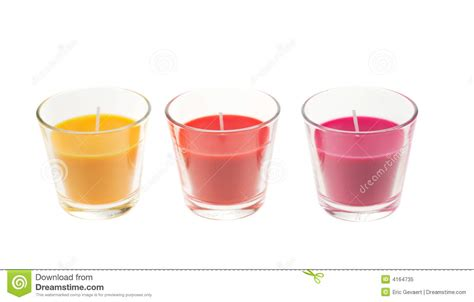 trendy candles royalty  stock photo image