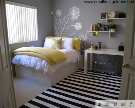 Small Bedroom : Small Design Ideas For Small Bedroom