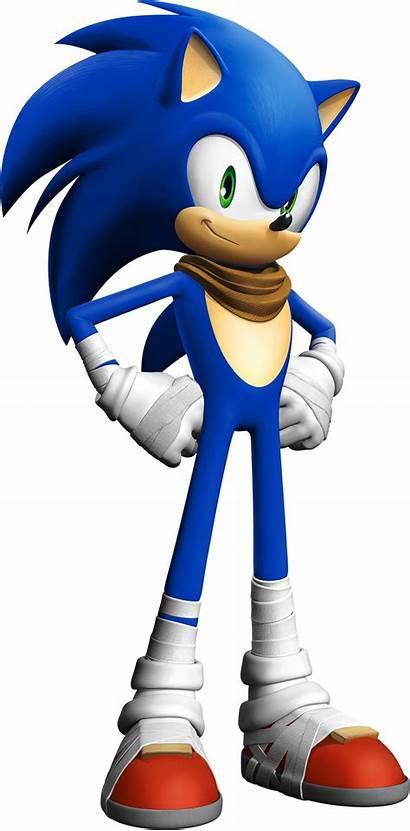 Sonic Sonicboom Retro Resolutions