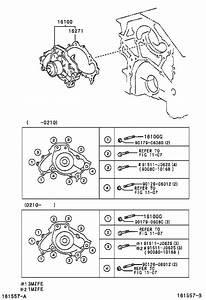 Toyota Highlander Accessory Drive Belt Tensioner