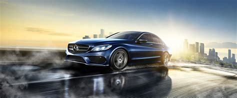 Mercedes C Class Sedan Backgrounds by Mercedes