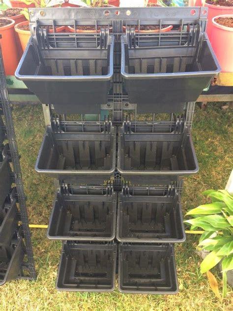 Greenwall Vertical Garden Kit by Modular Greenwall Vertical Garden System Now Available
