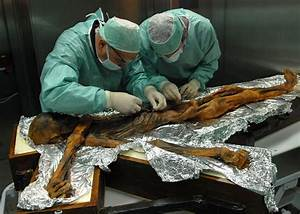 This Was Ötzi the Iceman's Last Meal