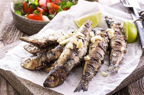 cuisiner les sardines comment accompagner des sardines grillées