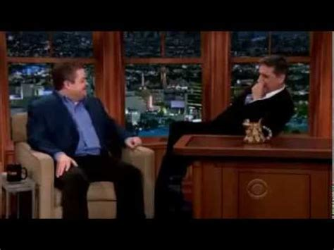 patton oswalt new show patton oswalt and hannah new on craig ferguson show youtube