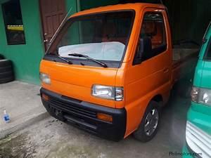 Used Suzuki Multicab Scrum Pickup 4x4 Mt