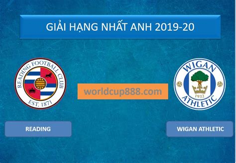 Reading vs Wigan Athletic – Tip kèo bóng đá – 03h00 ngày ...