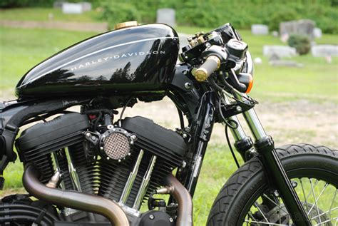 Harley Davidson Xl1200n Cafe Racer