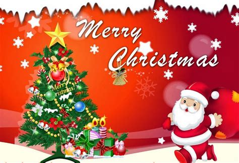 pohon natal santerclus bingkai berita