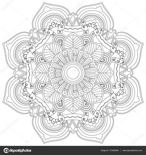 Kleurplaat Voor Volwassenen by Mandala Kleurplaten Voor Volwassenen Bloemen Archidev