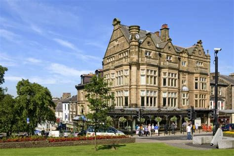 Harrogate crowned happiest place in Britain for third year ...